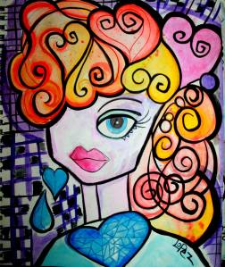 https://www.facebook.com/artistjamielopez/timeline Jamie Lopez is a prolific painter with a distinctive style and color palette. Her innovative exuberance melts happiness into every brush/pen stroke.