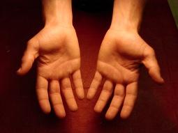 Hands of Offering