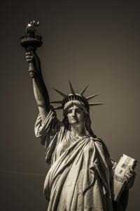 The cake is a lie. Liberty is not justice. We are not free.