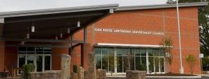 Oak Ridge Unitarian Universalist Church, Oak Ridge, Tennessee