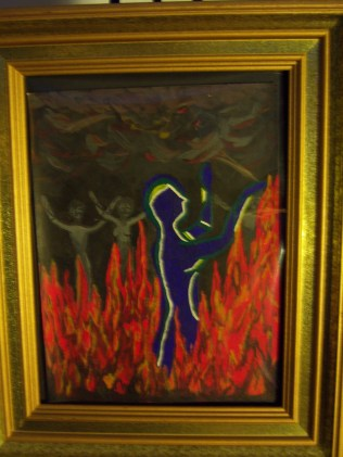Depression's Fire SOLD